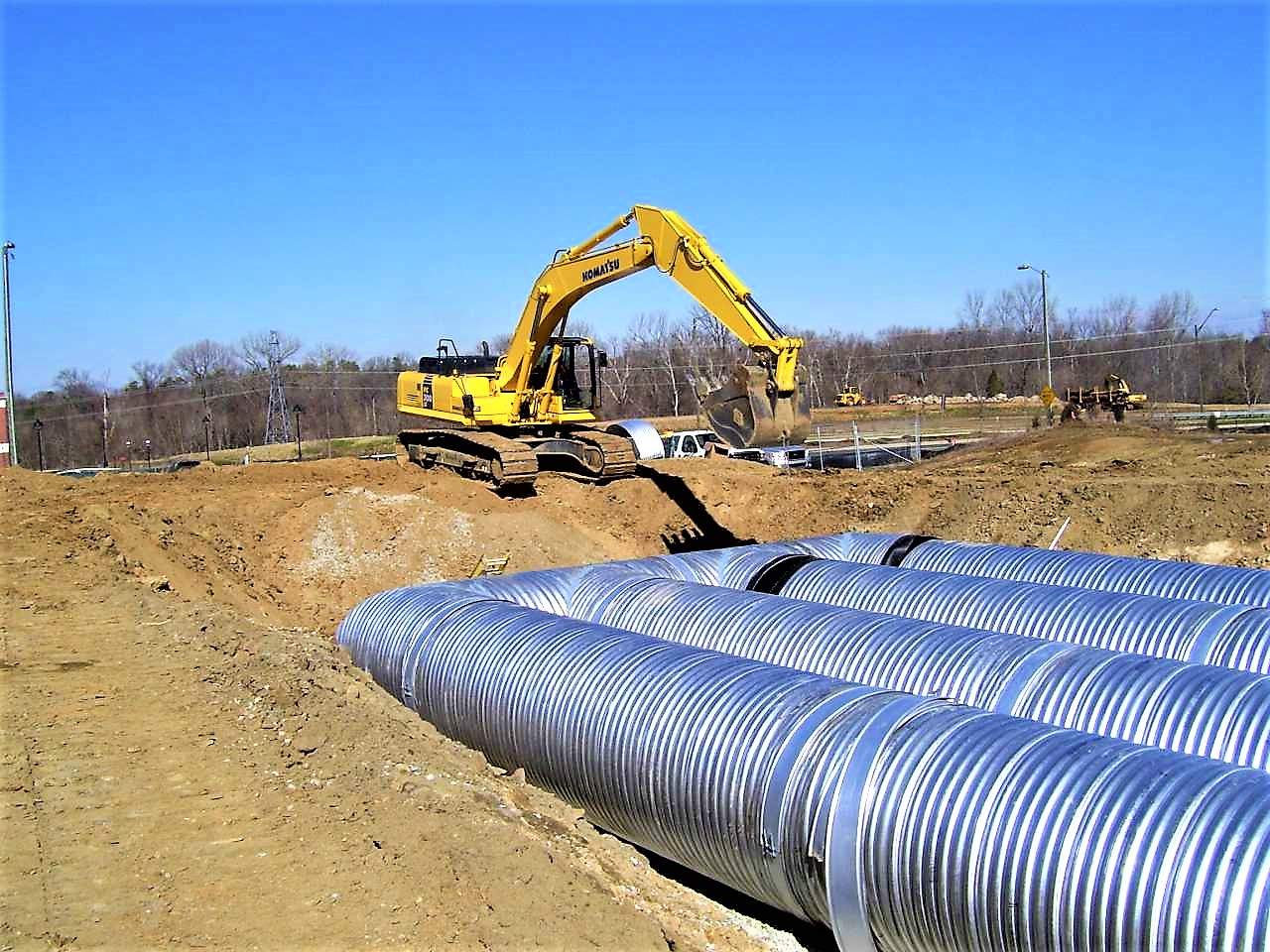Utilites – Large Pipe Enhanced
